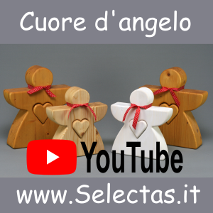 Video Cuore d'angelo
